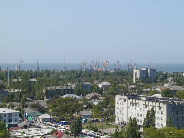 Бердянск-Украйна-1